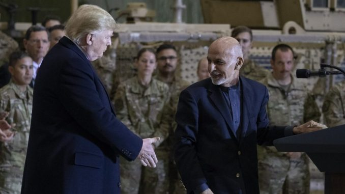 Tramp u Avganistanu najavio nastavak pregovora sa talibanima 2