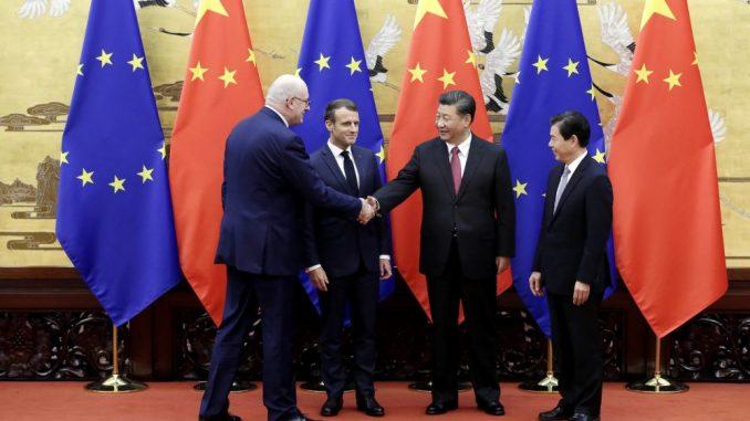 EU i Kina odložili septembarski samit zbog pandemije 2