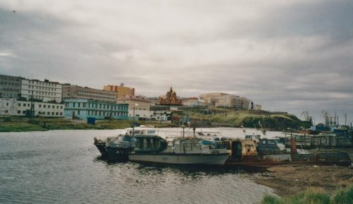 Rusija/Anadir: Igra polarnog delfina 58