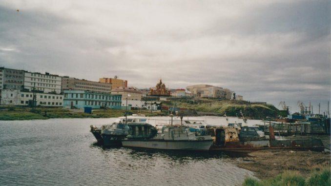 Rusija/Anadir: Igra polarnog delfina 1