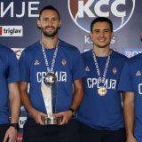 Basketaši Srbije igraju drugi pripremni turnir pred OI 9
