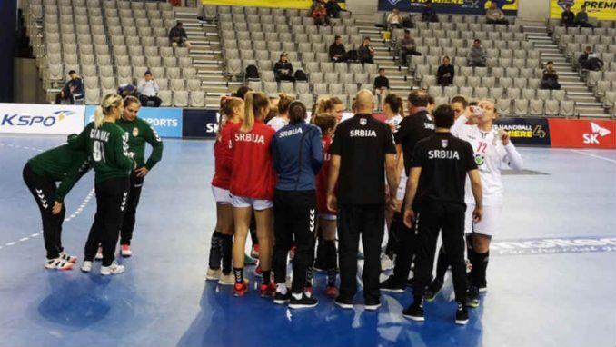 Prvi poraz srpskih rukometašica na Svetskom prvenstvu 1