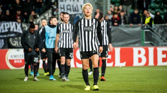 Partizan golom iz penala u 84. minutu pobedio Radnički 2