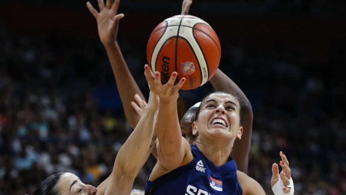 Košarkašice Srbije sa Turskom započinju kvalifikacije za EP 1