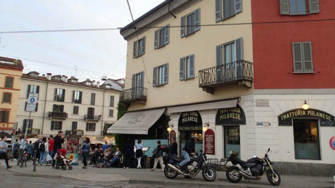 Milano: Lepe žene i zamak mode 1