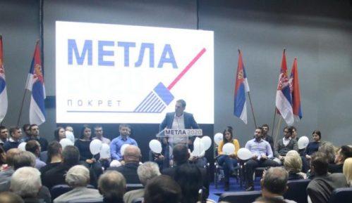 Pokret Metla 2020 pozvao građane da ih podrže na ponovljenim izborima 1