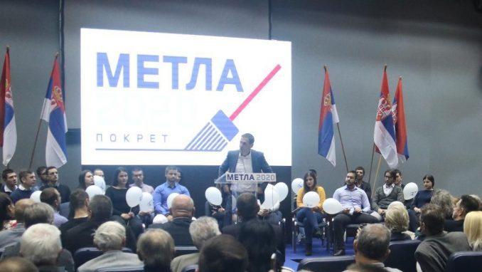 Matović (Metla 2020): Zaposleni u javnim preduzećima ucenjeni da budu u SNS 2