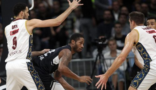 Košarkaši Partizana doživeli prvi poraz u Evrokupu 5