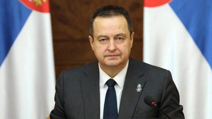 Dačić osudio incident ispred Skupštine, pozvao državne organe da reaguju 4