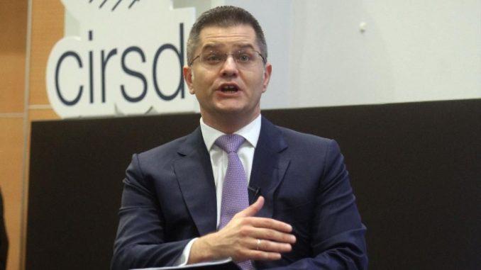 Jeremić: Odluka o bojkotu izbora definitivna 1