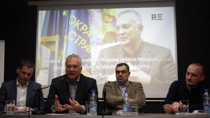 Miletić (PSG): Srbija nikad nije imala plan za Kosovo 1