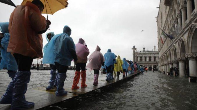 Apel ambasade Italije za pomoć poplavljenoj Veneciji 1