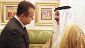 Dačić u Bahreinu o zahtevima za e-vizu 2