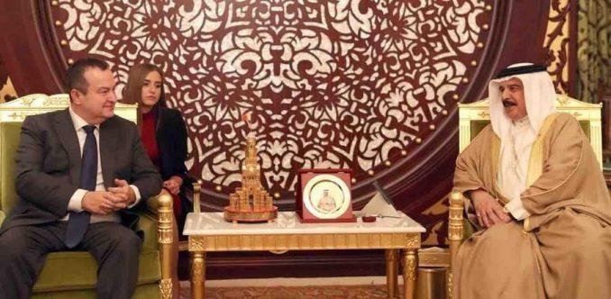 Dačić u Bahreinu o zahtevima za e-vizu 1