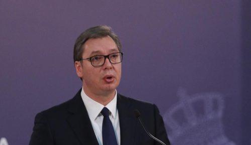 Vučić: Video sam sliku u Danasu, lepo mi stoje krugovi 8