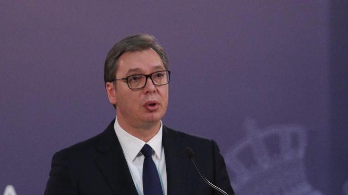 Vučić: Odluka o doktoratu Malog duboko politička, neće uticati na njegovo mesto u Vladi 1