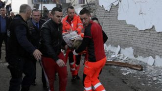 U zemljotresu u Albaniji najmanje 22 mrtvih, tim iz Srbije poslat u pomoć 11
