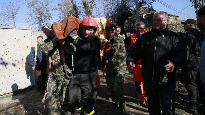 Novi zemljotres u Albaniji jačine 4,3 stepena po Rihteru 1