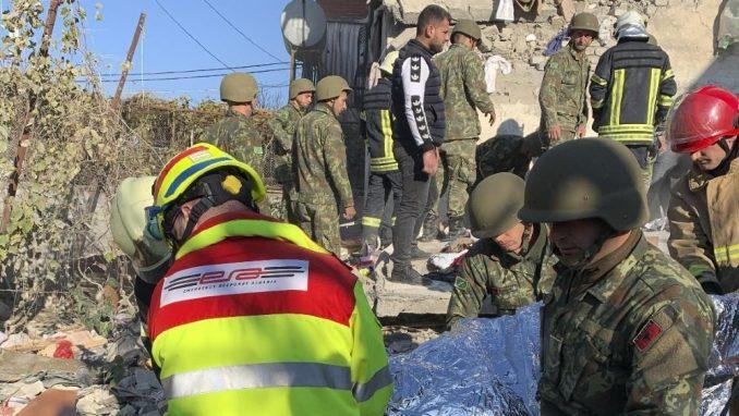 Broj žrtava u Albaniji se popeo na 32, povređeno preko 658 ljudi 2