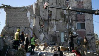 U zemljotresu u Albaniji najmanje 22 mrtvih, tim iz Srbije poslat u pomoć 3