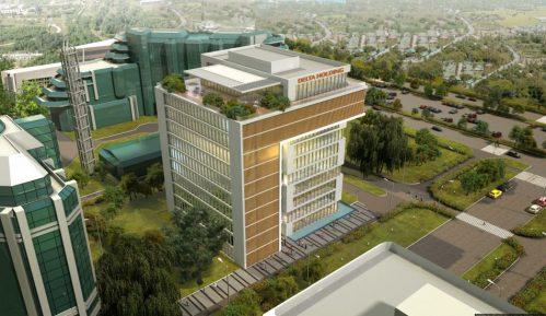 Delta počinje da gradi novu poslovnu zgradu 5