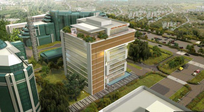 Delta počinje da gradi novu poslovnu zgradu 1