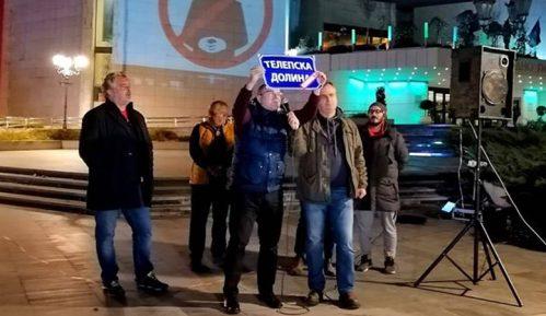Protest u Novom Sadu zbog Aleksandra Obradovića: Nemaju nijedan dokaz (VIDEO) 12
