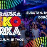Beogradska Disko žurka u Dorćol Platzu 5