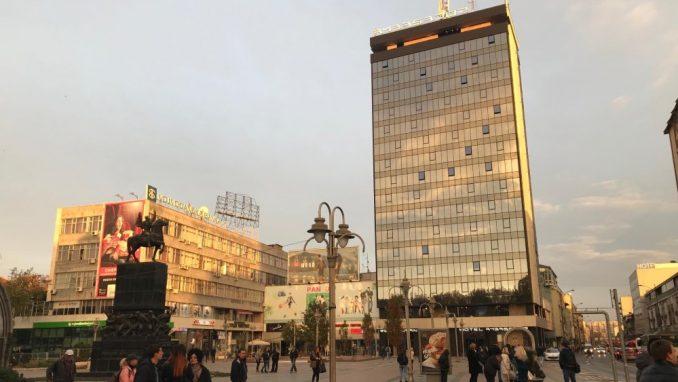 Nišlije protestuju ispred Skupštine grada, pojedinci idu na protest u Beograd 4