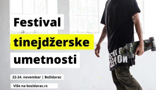 U petak počinje prvi tinejdžerski festival u Božidarcu 3