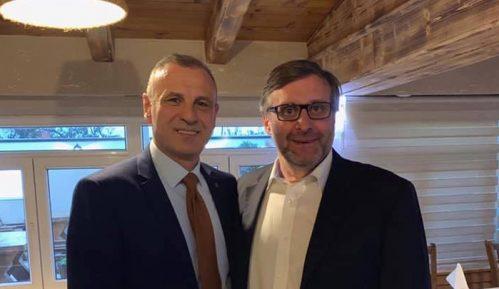 Palmer sa Petrovićem i Rašićem o izborima i uslovima u kojima su održani 1