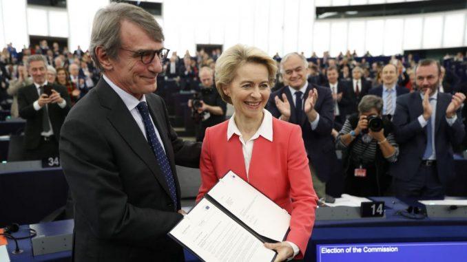 Izabrana nova Evropska komisija 2