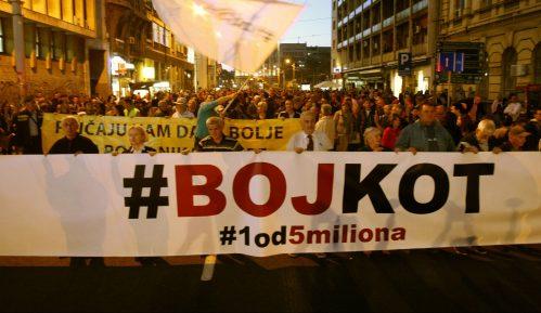 Protest: Spasimo Savski most, otpor zagađenju kulture i vazduha (VIDEO, FOTO) 8