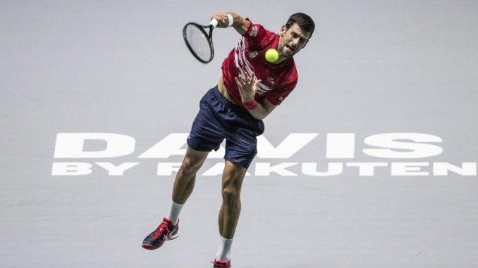 Španija rival Srbiji u premijernom finalu ATP kupa 2