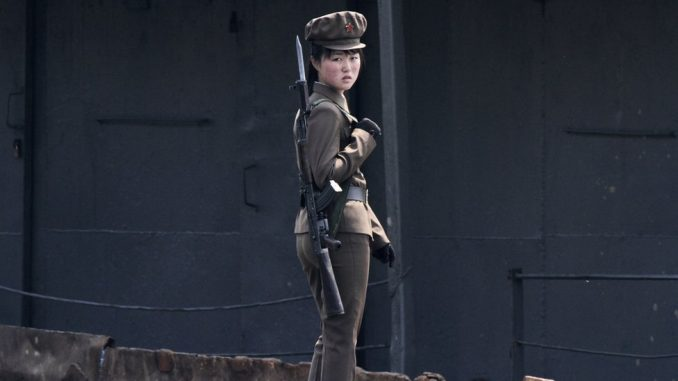 Kako je biti žena u vojsci Severne Koreje 4