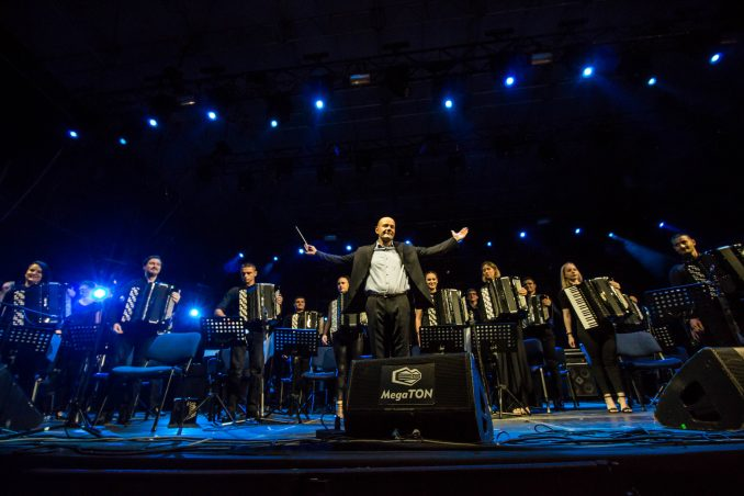 Akordeonisti nastupaju sa Vlatkom Stefanovskim u Kolarcu 4