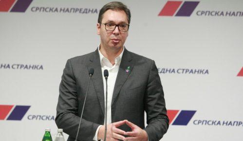 Aleksandar Vučić pušten kući posle lečenja na VMA 14