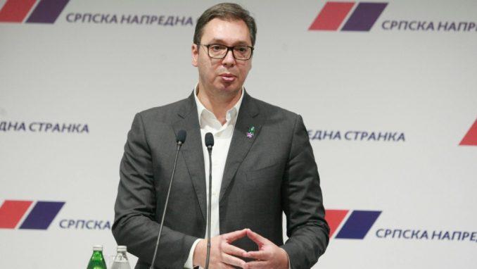 Aleksandar Vučić pušten kući posle lečenja na VMA 2