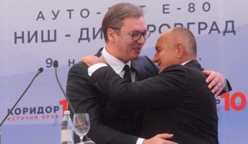 Vučić i Borisov obilaze radove na gasovodu Balkanski tok 3