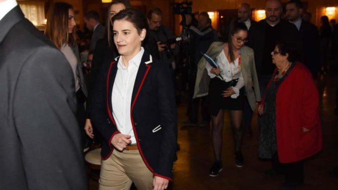 Ana Brnabić poručila mladima da imaju političare koji su spremni da menjaju stvari 3