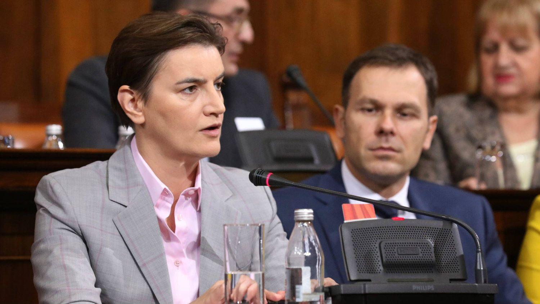 Premijerka Srbije: 'Besmislena' zabrana izgradnje malih hidroelektrana 1