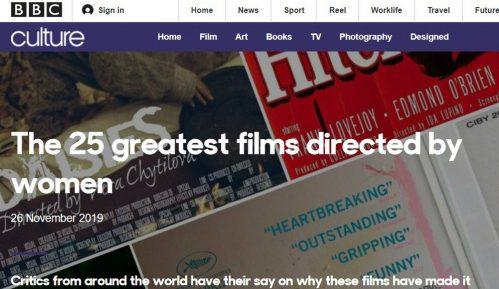Dubravka Lakić među uglednim filmskim ekspertima po odabiru BBC-a 13