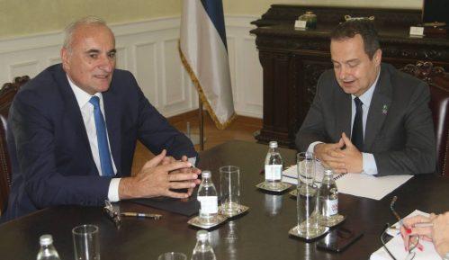 Dačić i Tarzan Milošević o nastavku saradnje Srbije i Crne Gore 11