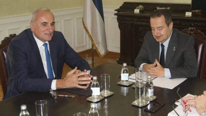 Dačić i Tarzan Milošević o nastavku saradnje Srbije i Crne Gore 2