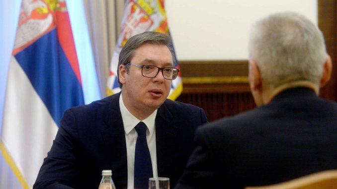 Ambasador Rusije odbacio kao izmišljotine navode da duboka država Rusije ruši Vučića 2