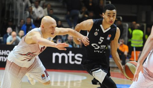 Košarkaši Partizana pobedili FMP 7