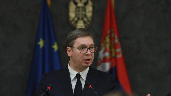 Vučić: Tanja Fajon bi dobila oštre odgovore da mi je pomenula Kineze ili oružje 3