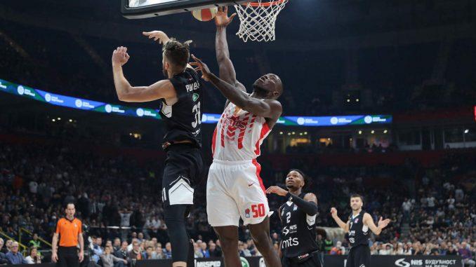 "ABA: Partizan pobedio u ""večitom"" derbiju 3"