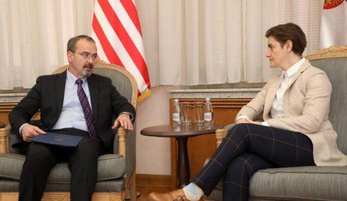 Brnabić i ambasador SAD o njenoj poseti toj zemlji 14