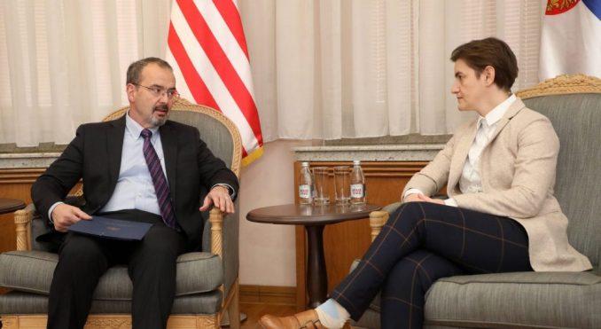Brnabić i ambasador SAD o njenoj poseti toj zemlji 4